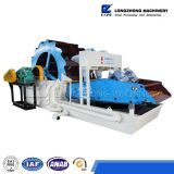 ISO Wheel Bucket Sand Washer for Sand Stone