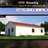 Permanent Residential Three Bedroom Low Cost Prefabricated Houses Steel