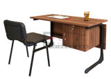 High Quality Wooden School Teacher Table Desk with Drawers of T-10b