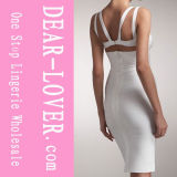 2014 Evening Gown Bandage Dress