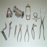 Silica Sol SUS304 Stainless Steel Casting / Lost Wax Investment Casting Parts