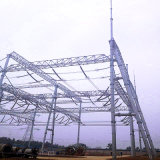 500 Kv Steel Tube Power Transmission Substation Architecture