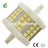 78mm 5W R7 LED Lamp Double End to Replace 50W Halogen Lamps