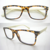 Prescription Plastic Eye Glass Optical Frame for Man/Woman