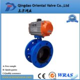 Excellent Quality Pneumatic Actuator Butterfly Valve Good Price