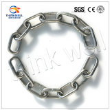 DIN766 Electric Galvanized Steel Link Chain/ Lifting Chain