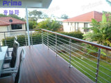 Stainless Steel Rod Railing for Balcony