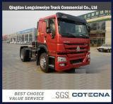420HP HOWO 4X2 Tractor Head Truck