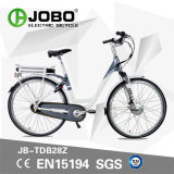 LED Light Classic E-Bicycle with Front Drive Motor (JB-TDB28Z)
