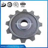 OEM/Customized Cast Metal/Iron Casting Pump Parts with Metal Processing