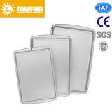 Bakery Accessories Aluminum Steel Flat Bakery Plate