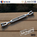 Us Type Stainless Steel Jaw Jaw Wire Rope Turnbuckles