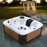 Monalisa New Family SPA Hot Tub with LED Waterfall Fountain (M-3386)