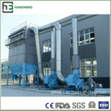 1 Long Bag Low-Voltage Pulse Dust Collector-Induction Furnace Air Flow Treatment