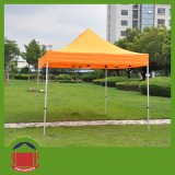 Aluminium Outdoor Middle Duty Orange Foldable Tent