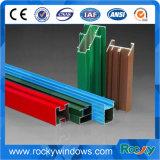 Rocky Customized Aluminium Windows and Doors Profiles