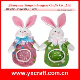 Easter Decoration (ZY14C879-1-2) Easter Craft Bunny Soft Toy