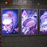 Restaurant LED Menu Board Advertising Light Box Display (MODEL 2840)