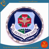 Custom Zinc Alloy Souvenir Air Force Coin for Military