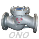 API Cast Steel Lift Flange Type Check Valve