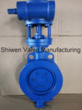High Performance Triple Offset Wafer Butterfly Valve