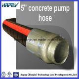 Concrete Pump Rubber Hose Single End