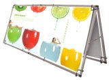 Advertising Display Monsoon Banner Stand/a Frame