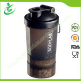 400ml 100% Food Grade Smart Shaker Bottle