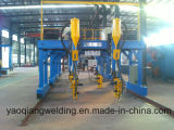 Automatic and Effective Welding Machine for H Beam