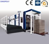 Automatic Die Cutting and Creasing Machine with Stripping 1300ts