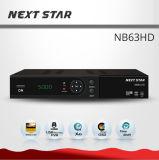 Next Star ATSC DVB-T2 Satellite Receiver Nb63 HD