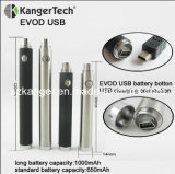 Electronic Cigarette, Bottom Designed Charging Battery (Evod USB)