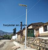 2016 Energy Saving LED Light All in One 40W Solar Street Light