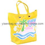 Fashion Yellow Lady Handbag (YSLHB00-2833)