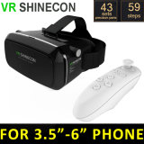 Vr Shinecon 3D Glasses for iPhone Smartphone + New Bluetooth Gamepad