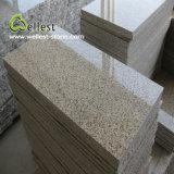 G682 Yellow Granite Polished Floor/Flooring/Wall/Cladding Tile