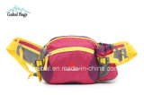Nylon Outdoor Sport Travel Waist Bags with Water Bottle Holder