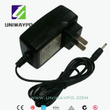 18W 5V 2.5A DC Adapter with USA Plug (UWP-18W-XXXX)