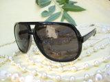 Fashion Designed Black PC Frame Sun Glasses