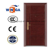 Hot Selling Home Use Entrance Security Steel Door (W-S-07)