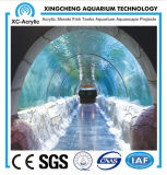 Cast Customized Acrylic Tunnel for Aquarium/Acrylic Aquarium Tunnel/Larger Acrylic Tunnel