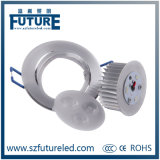 CE RoHS Approved SMD5730 3W LED Spotlight, LED Spot Lamp