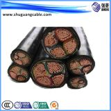 PVC Insulated/Sheathed Coal Mining Power Cable