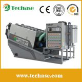 Techase- Volute Dewatering Screw Press for Activated Sludge Process