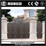 Aluminium Security Villa Main Gate Designs