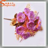 Banquet Decoration Artificial Plant Rose Silk Flowers