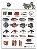 Hot Sell Horse150 Motorcycle Spare Parts