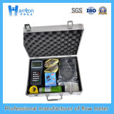 Black Plastic Ultrasonic Flowmeter Ht-0222