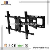Articulated Arm Flat Screen with Metal Arm RoHS TV Bracket