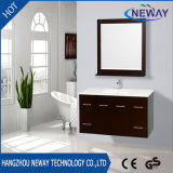 New Wall Mounted Wood Vanity Bathroom Cabinet with Mirror